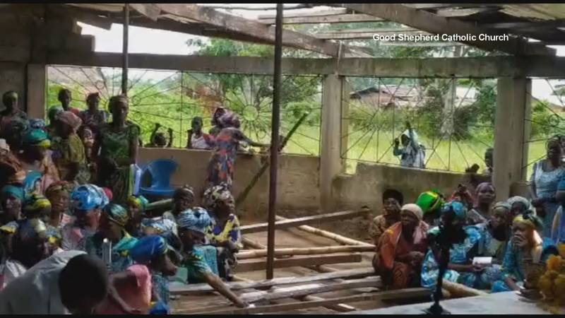 From Florida to the Congo, a Tallahassee church is giving back to a former capital city priest,...