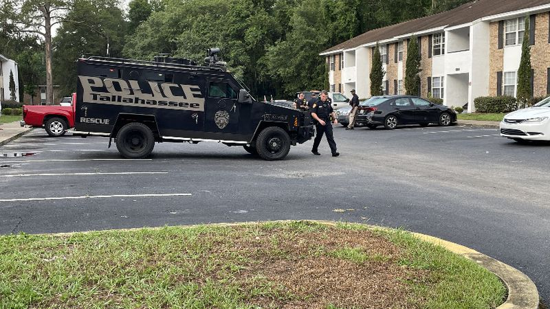 The Tallahassee Police Department has confirmed to WCTV that a suspect is in custody after an...