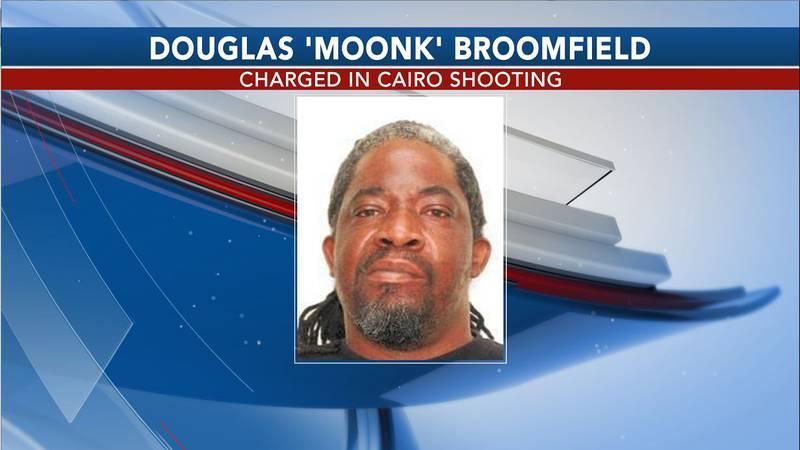 """Douglas """"Moonk"""" Broomfield"""