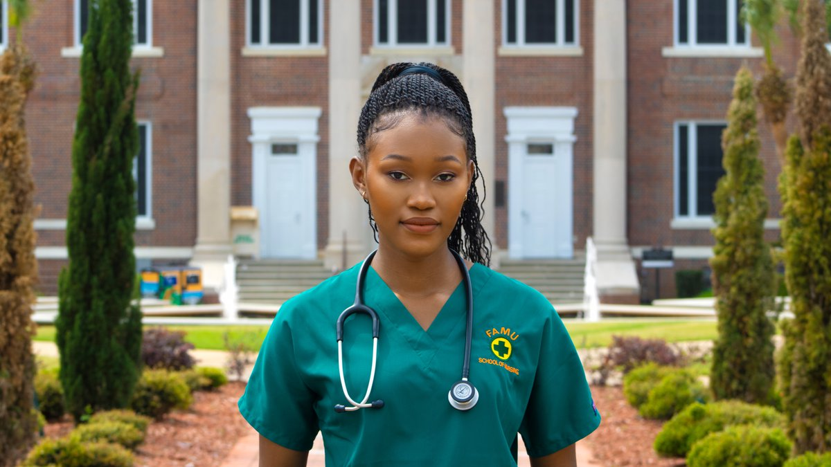 When Amani Guerrier graduates from the Florida A&M University School of Nursing on Saturday,...