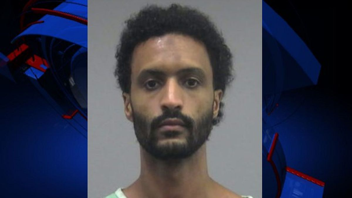33-year-old Mohamed Fathy Suliman of Gainesville was arrested by a the FBI.