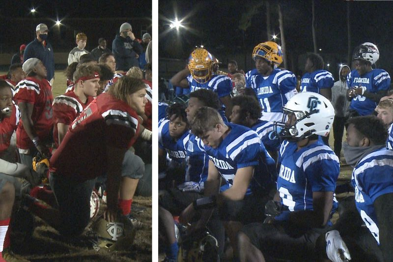 The South Georgia all-stars took down the North Florida all-stars, 14-13, in the 2021 edition...