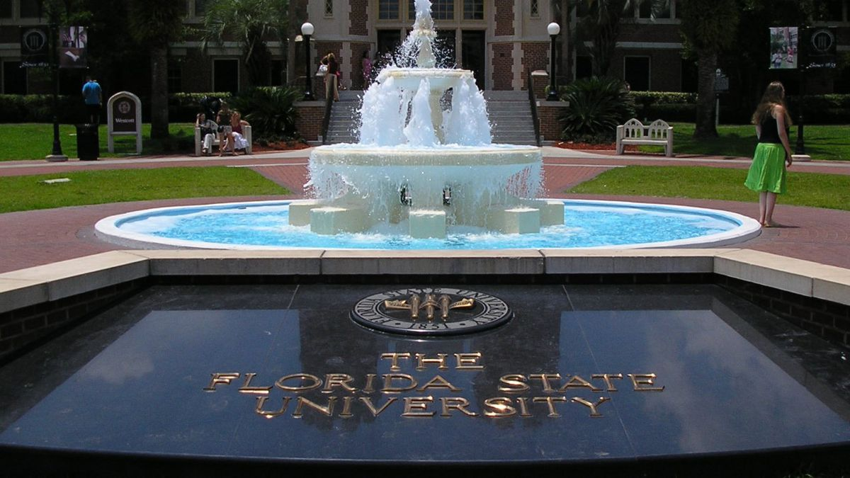 Florida State is overjoyed after climbing eight spots over last year's ranking. (Florida State...