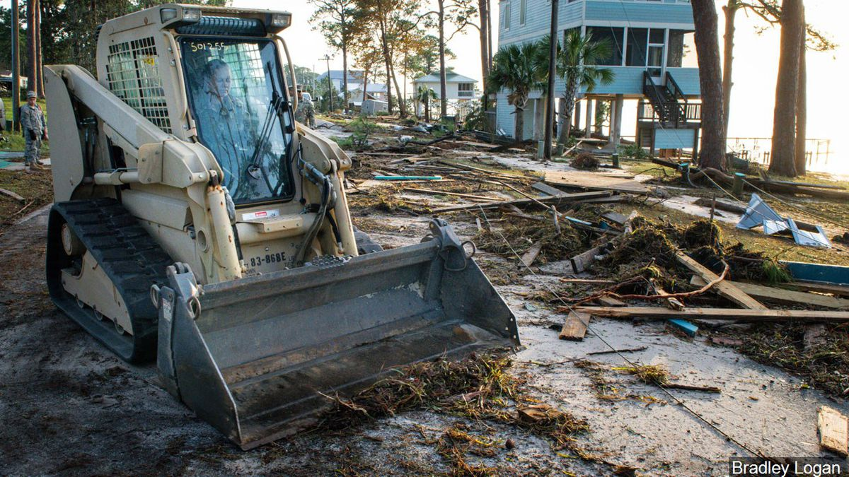 Governor Ron DeSantis announced new housing relief programs will soon be offered to Hurricane...