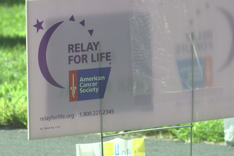 Relay for Life interview with Shannon Burgess