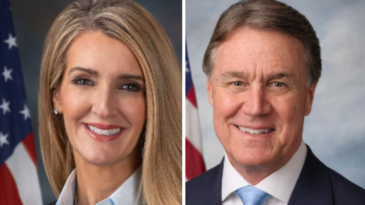 Thursday, Senators Kelly Loeffler (R-Ga) and David Perdue (R-Ga) joined forces with the Georgia...