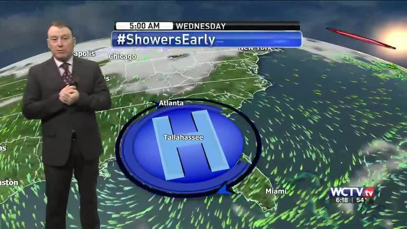 Meteorologist Rob Nucatola gives you the forecast for Monday, Feb. 22, 2021.
