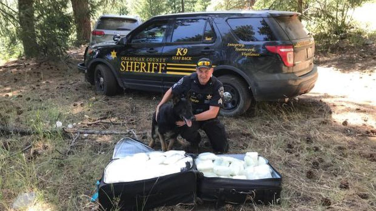 Courtesy: Okanogan County Sheriff's Office, CBS News
