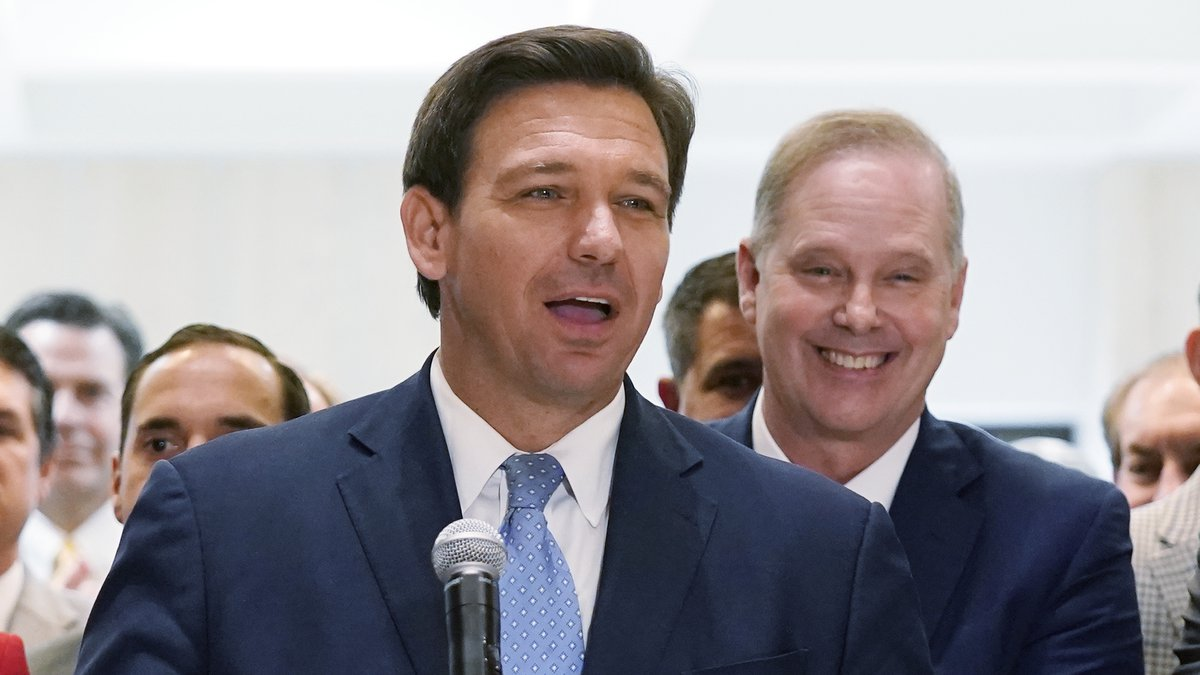 Florida Governor Ron DeSantis has released a statement following the Leon County government's...