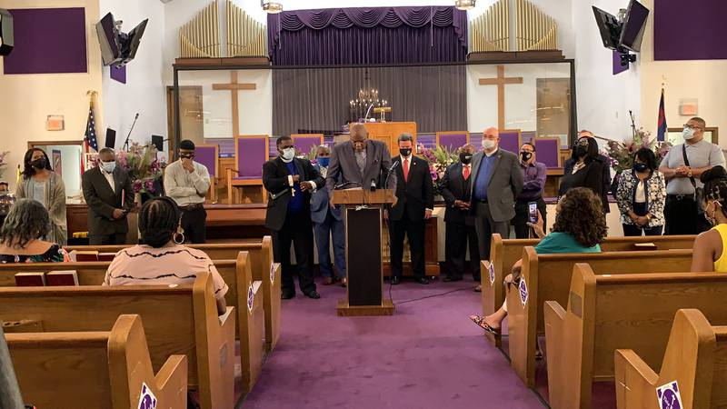 Tallahassee faith-based leaders and elected officials are pleading with Governor Ron DeSantis...