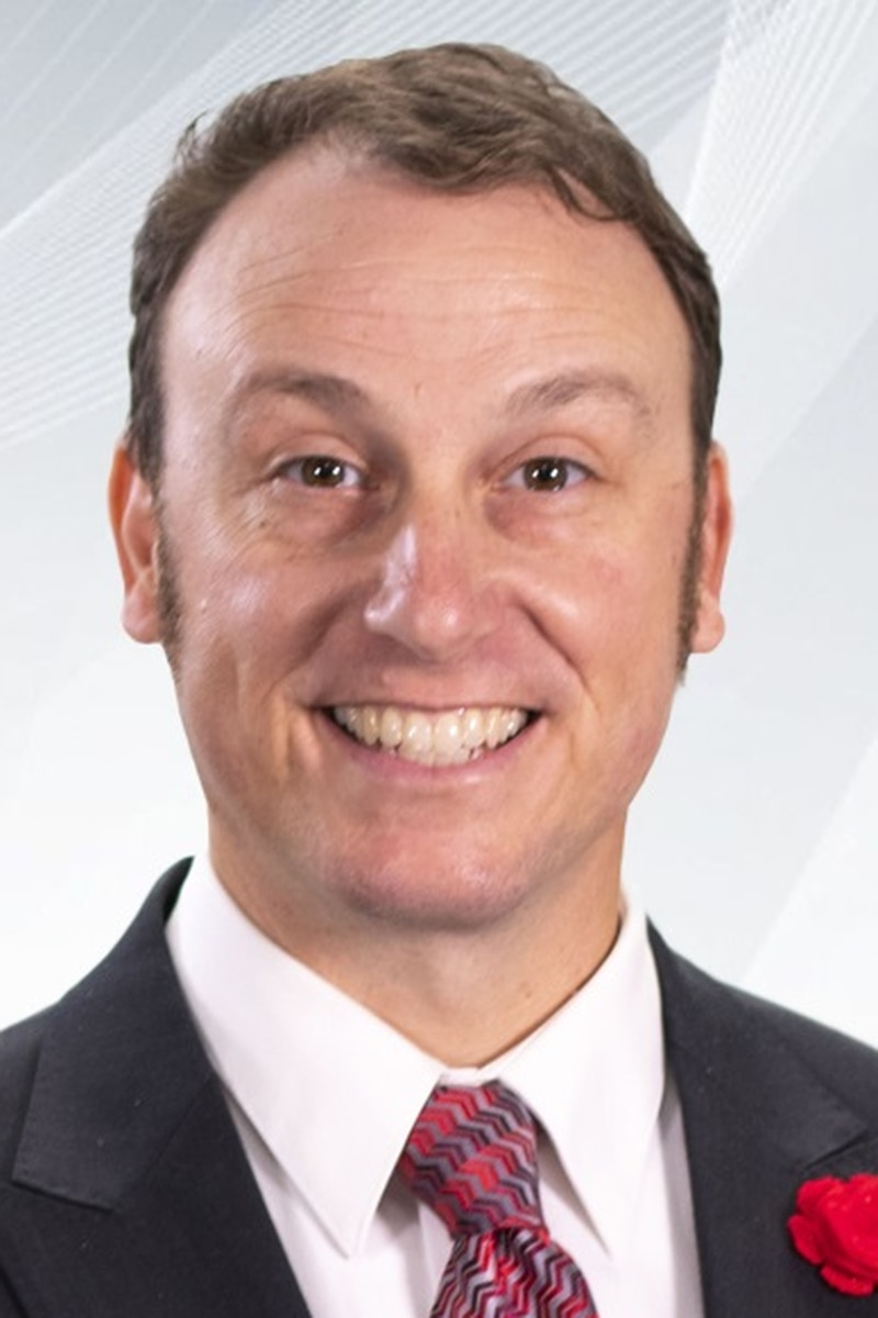 Headshot of Rob Nucatola, Meteorologist