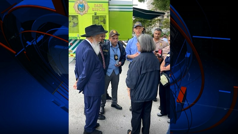 Surfside is home to a large Orthodox Jewish community, including dozens of those still missing...