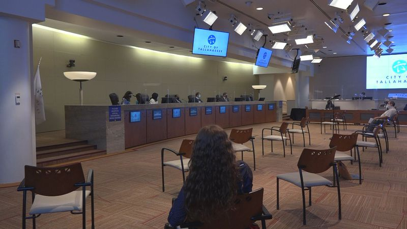 After a budget workshop Wednesday afternoon, City Commissioners approved contracts with Marpan...