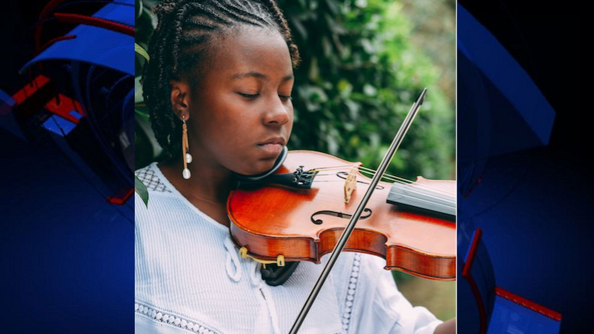 Hope Ward, daughter of FSU legend Charlie Ward Jr., will play an online classical viola musical performance as residents at Centre Pointe Health & Rehabilitation celebrate Good Friday. (Photo: Charlie Ward Family Foundation)