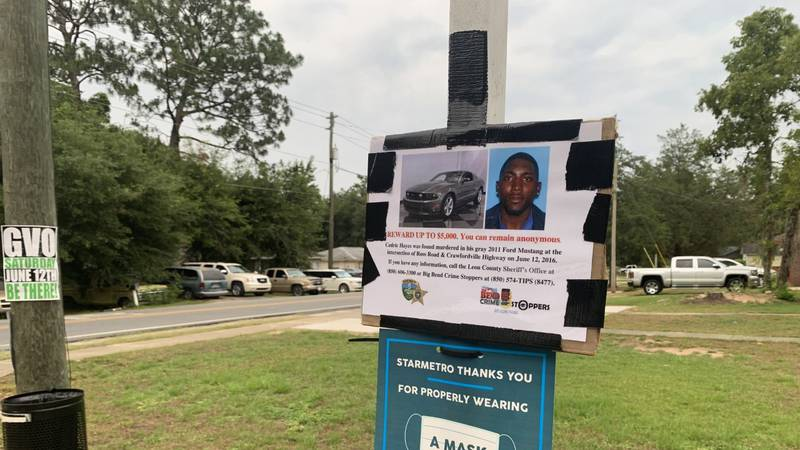 Wakulla County native Cedric Hayes Jr. was a family man and memories of him are fresh, even...