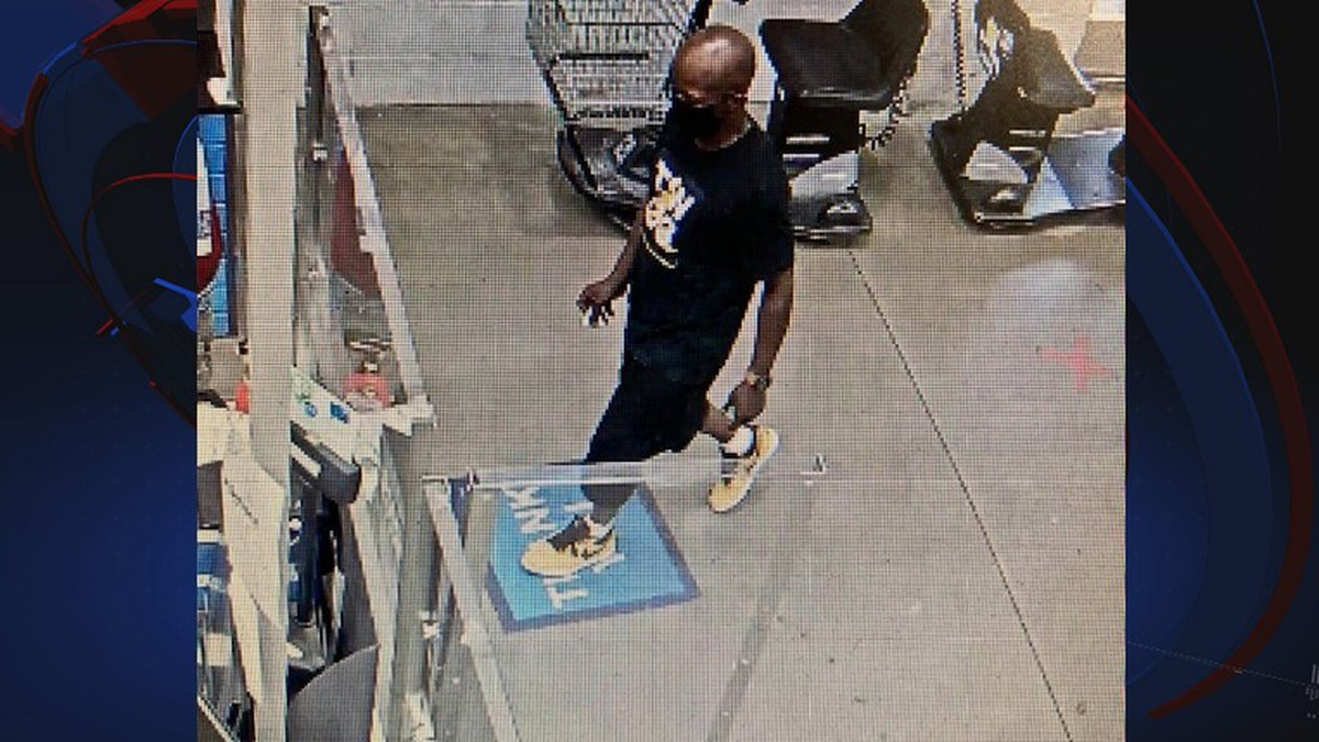 The Leon County Sheriff's Office is asking the public for help identifying a man who it says...
