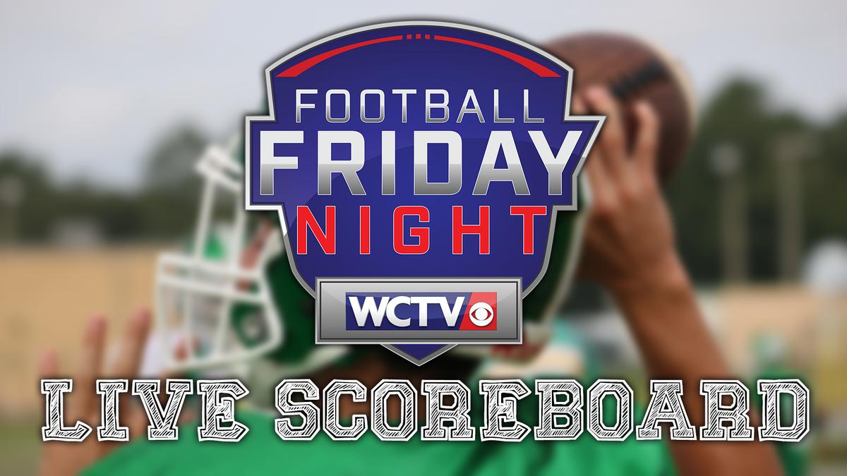 WCTV's Football Friday Night Scoreboard