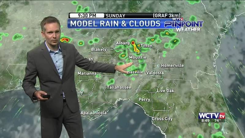 Get those umbrellas and raincoats out. An unsettled pattern is forecast to set up for the start...