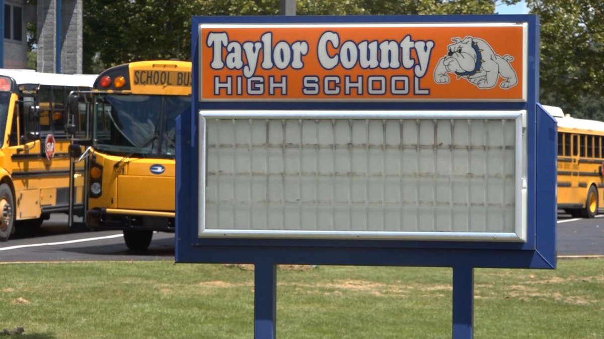 Taylor County High School