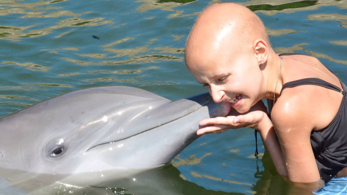 """Thursday, Israelle """"Izzy"""" Mattocks, a 13-year-old cancer patient who WCTV has been following..."""