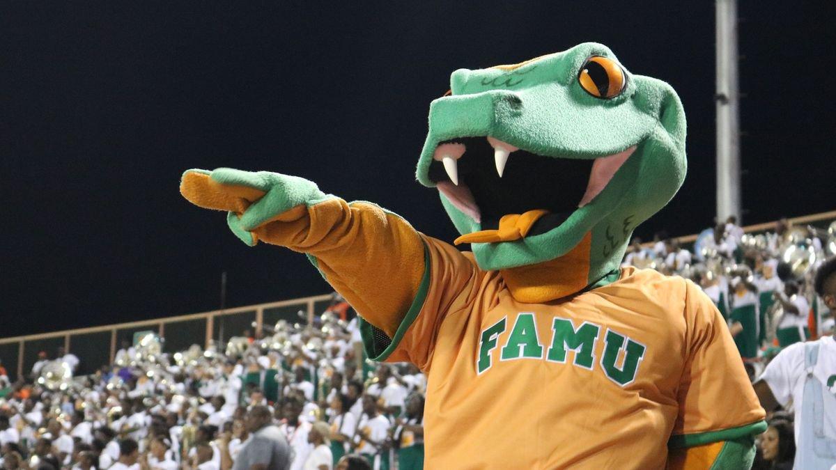 Florida A&M mascot