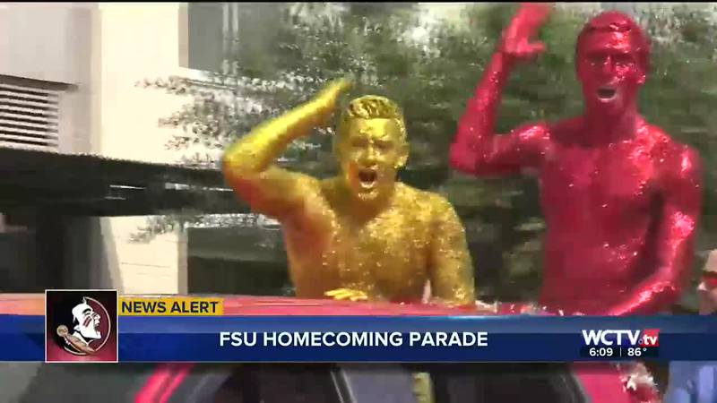 Parade participants told WCTV it was everything they could've asked for and more: celebrating...