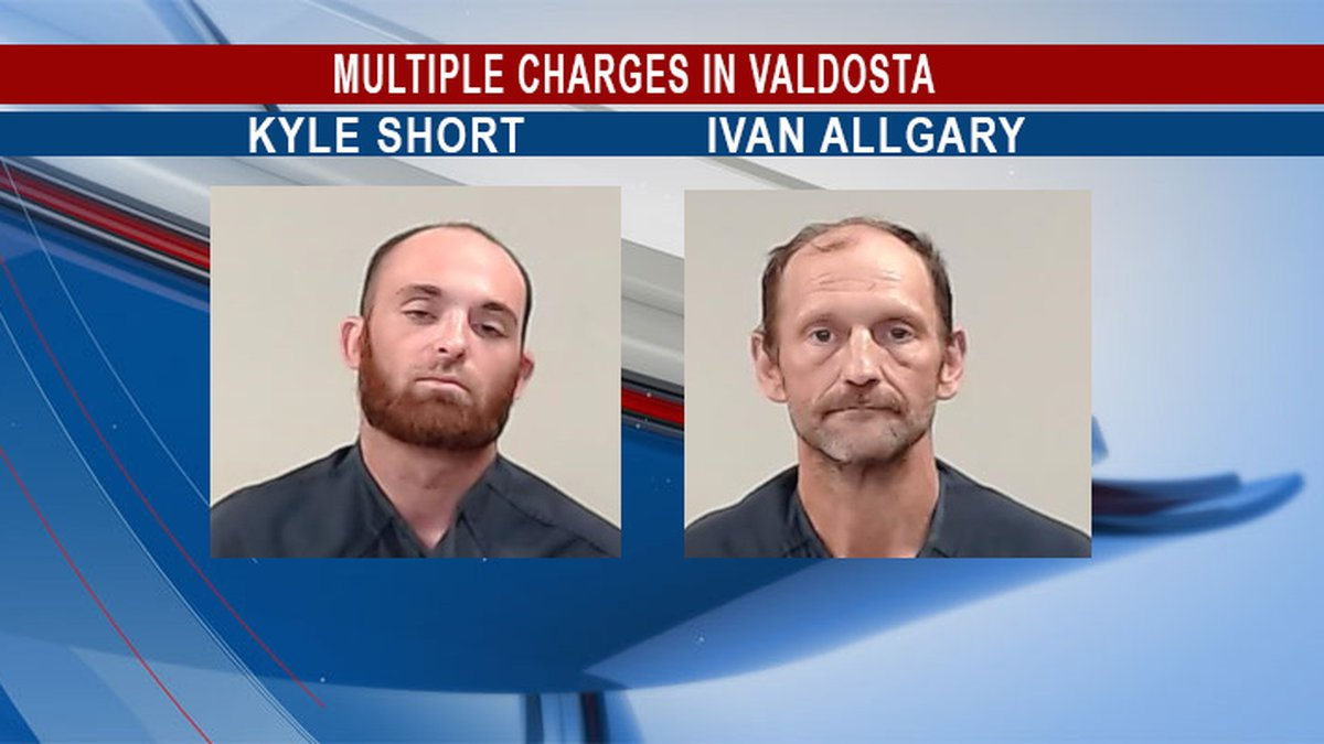 The men were taken to the Lowndes County Jail.