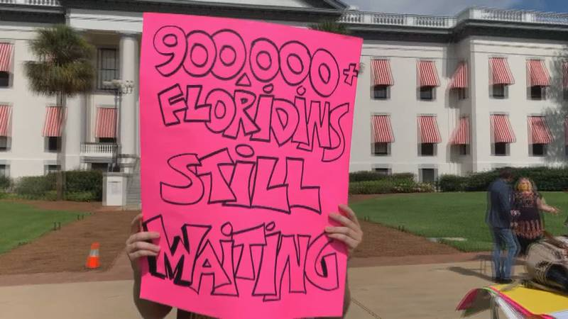 A new issue with Florida's unemployment system has arisen since people returned to work; they...