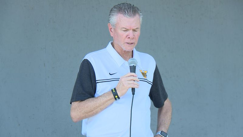 Valdosta High Head Football Coach Rush Propst speaks out to WCTV after GHSA ruling against...