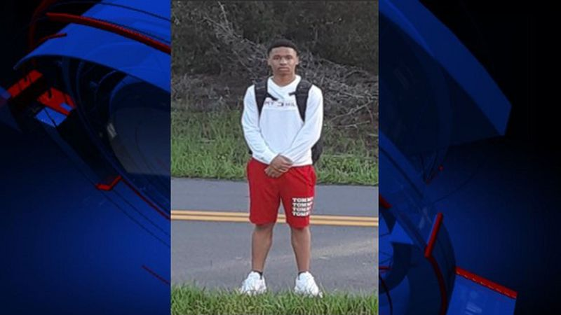 15-year-old Keondre Brishawn Hill was last seen on Feb. 24 in the 2300 block of Gregory Drive.