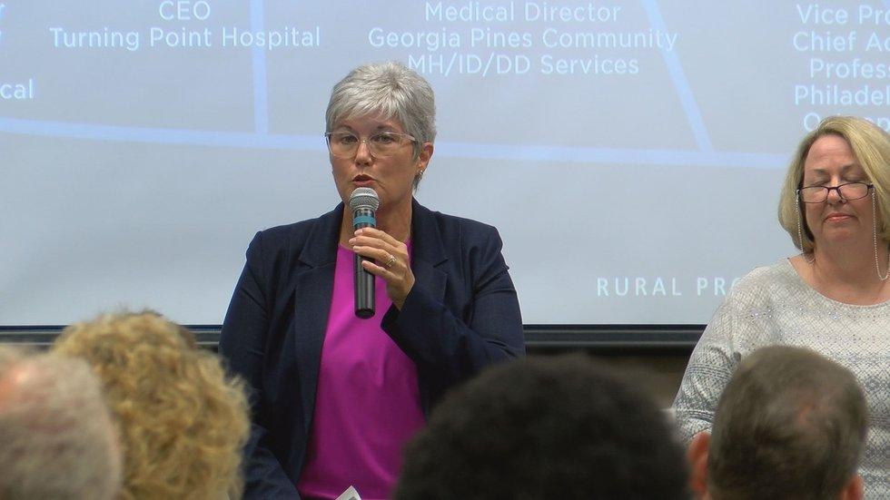 Judy Payne, CEO, Turning Point Hospital