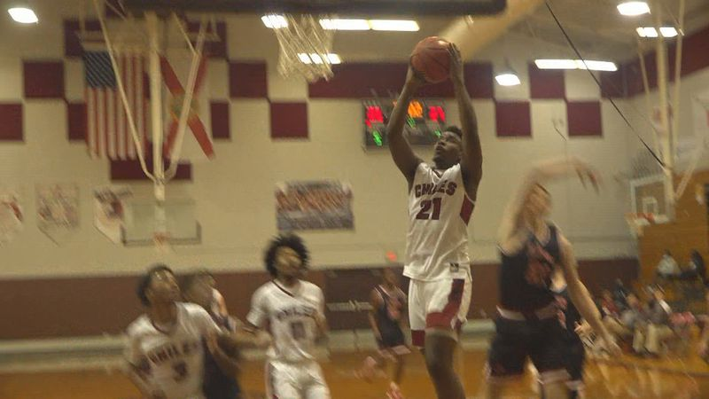 The Chiles Timberwolves boys basketball team defeated the Leon Lions, 63-54, Tuesday night in...