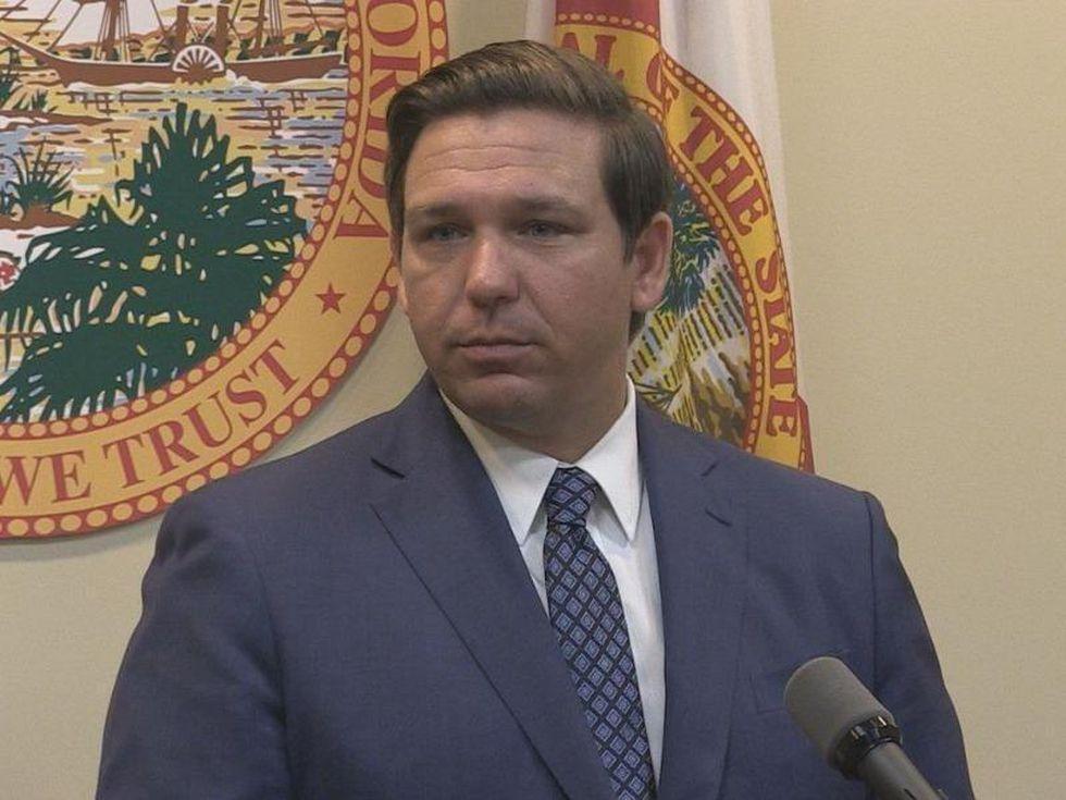 Gov. DeSantis directs Florida law enforcement to deploy to southern border in Texas, Arizona