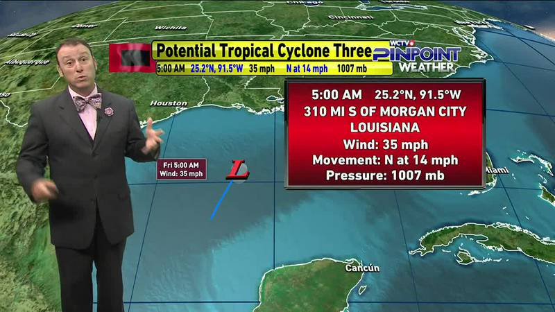 Meteorologist Rob Nucatola gives you the forecast for Friday, June 18, 2021.