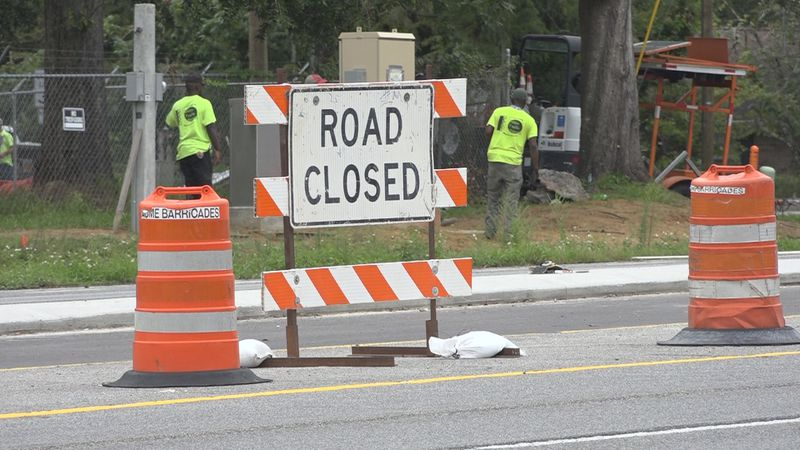 A traffic signal is coming to the intersection of Monroe Street and Talpeco Road after years of...