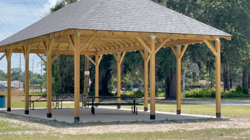 Renovations are done at four Valdosta parks.