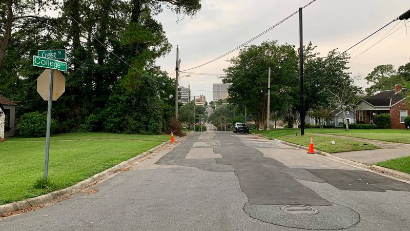The resurfacing project will take place from Monroe Street to Crest Street, and the City says...