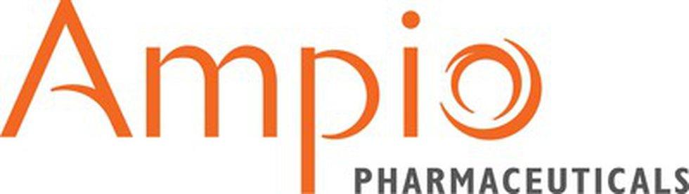 Ampio Pharmaceuticals Logo.  (PRNewsFoto/Ampio Pharmaceuticals, Inc.) (PRNewsfoto/Ampio...