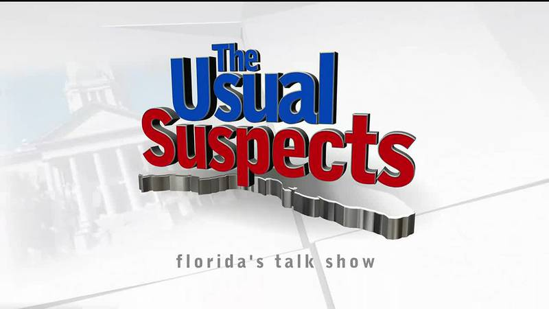 The Usual Suspects: May 30, 2021