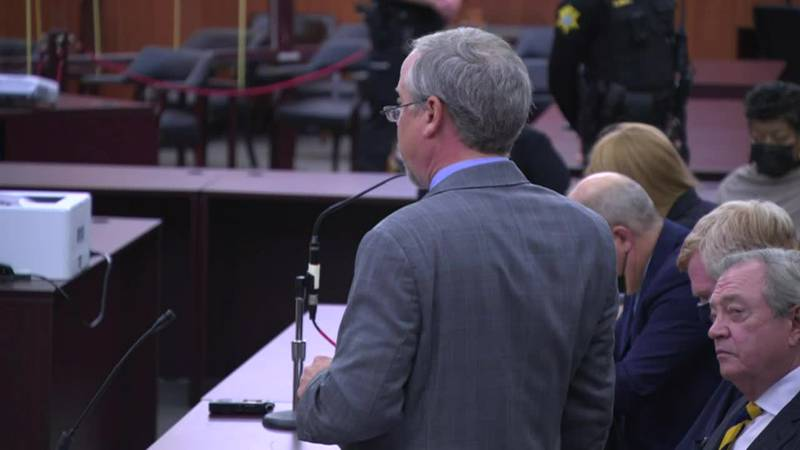 South Carolina Assistant Attorney General Creighton Waters said Alex Murdaugh took the money...