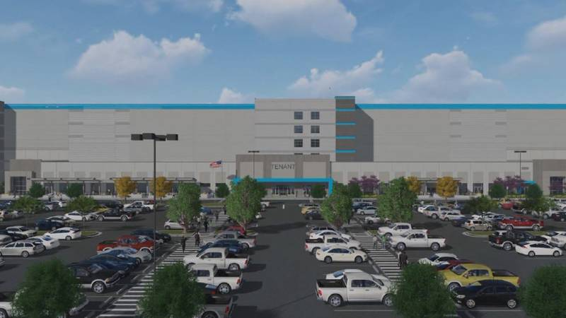 After Wednesday's Application Review Meeting, the proposed Leon County fulfillment center, also...