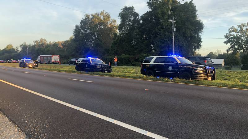 FHP on the scene of a deadly crash