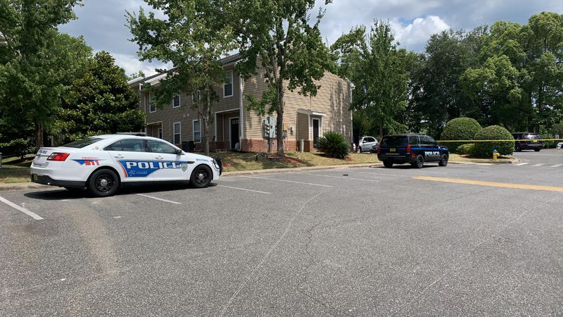 The Tallahassee Police Department is investigating a shooting on South Adams Street.