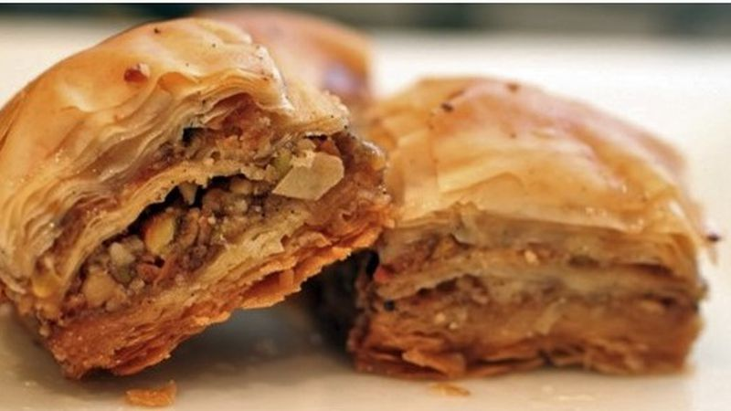 Need dinner plans? The Greek Festival going on in downtown Augusta until October 17.