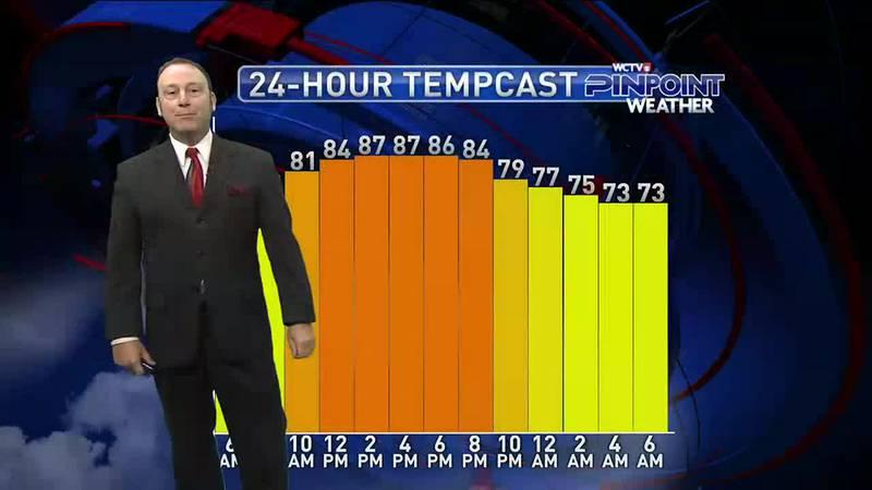 Rob's Monday Morning Forecast: June 28, 2021