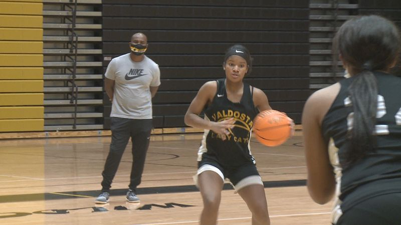 At the high school level, the youth movement remains as the Valdosta girls go into a season...