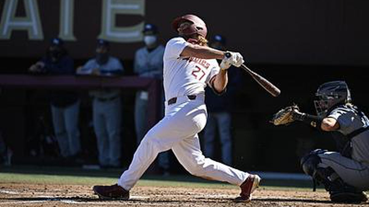 FSU was swept by Pitt over the weekend to drop to 2-4 on the season