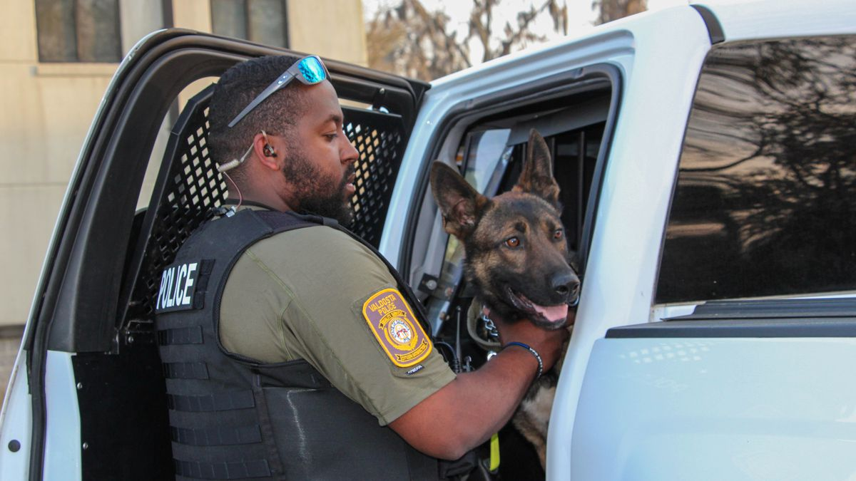The Valdosta Police Department has welcomed a new member to their K-9 team.
