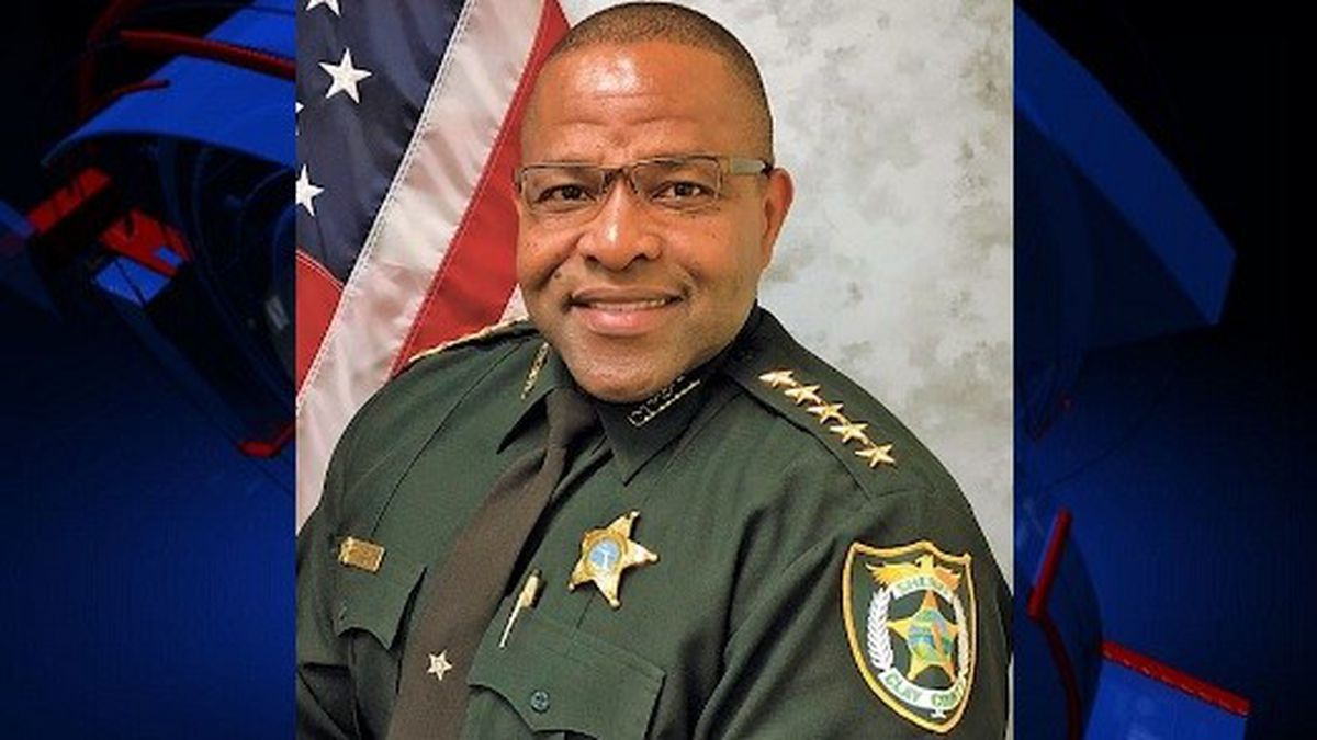 Governor Ron DeSantis suspended Clay County Sheriff Darryl Daniels, after the lawman was charged with a felony and three misdemeanors in an investigation related to a mistress.