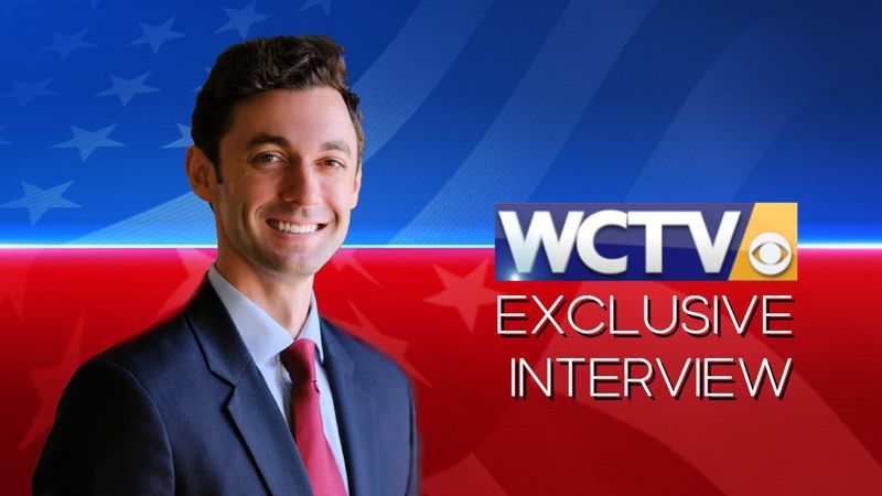 Exclusive one-on-one with Jon Ossoff